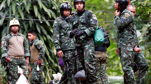 Tailandia pospone el rescate: Los niños todavía no pueden bucear