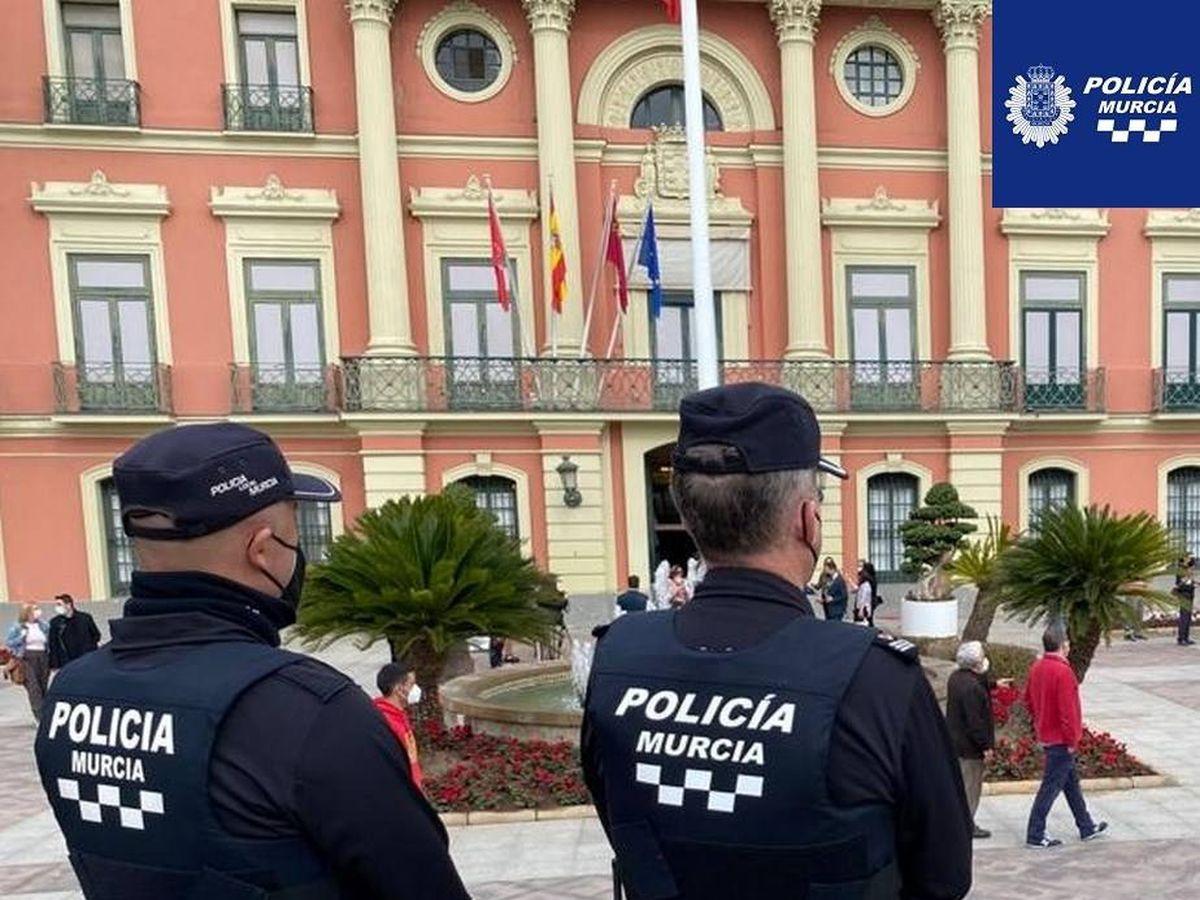 Foto: Foto: Policía Local Murcia