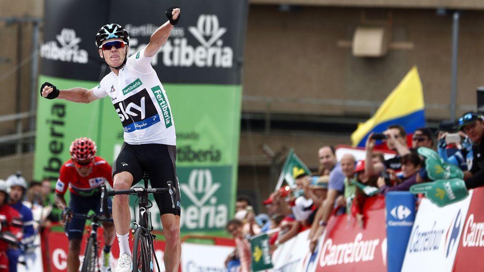 Froome avisa a Quintana: va a tener que sudar para llevarse la Vuelta