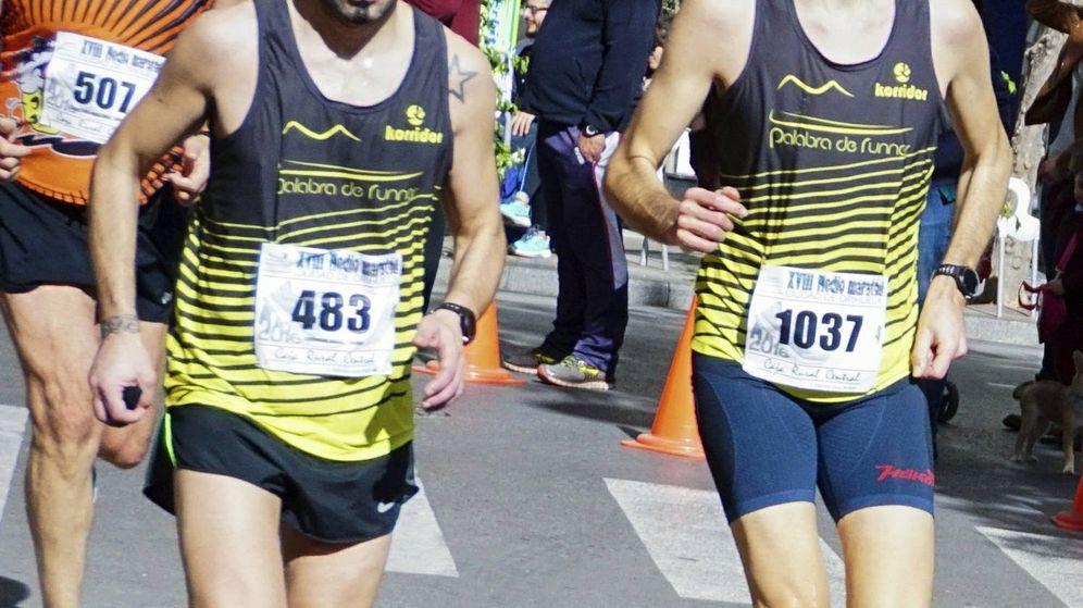 Foto: Los brazos también son importantes a la hora de correr. (Foto: Pedro Moya)