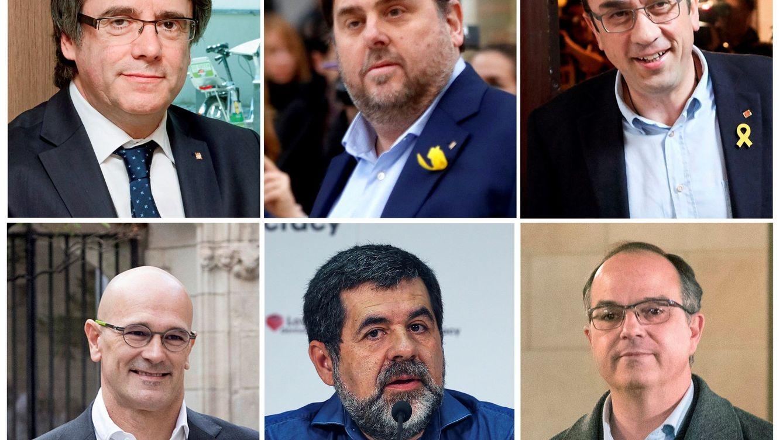 Torra no pedirá a los seis procesados por rebelión que entreguen su acta de diputado