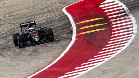 Así descubrí que el McLaren de Alonso no tiene el chasis del que presumen