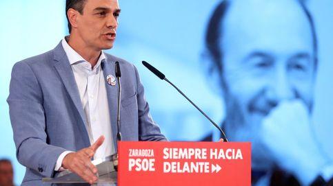 Sánchez dice que le importa un bledo el futuro de Casado, Rivera y Abascal