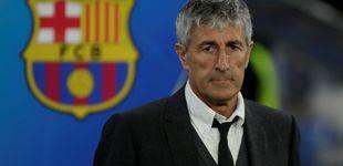 Post de A Setién le falta señorío y gratitud si lleva al Barcelona a los tribunales