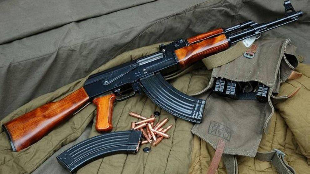 AK-47: así funciona el 'Kálashnikov' que apuntaba al rey Felipe VI y su padre