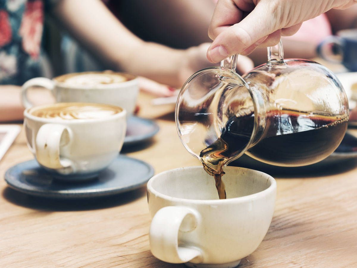Foto: Dieta del café para adelgazar. (Rawpixel)