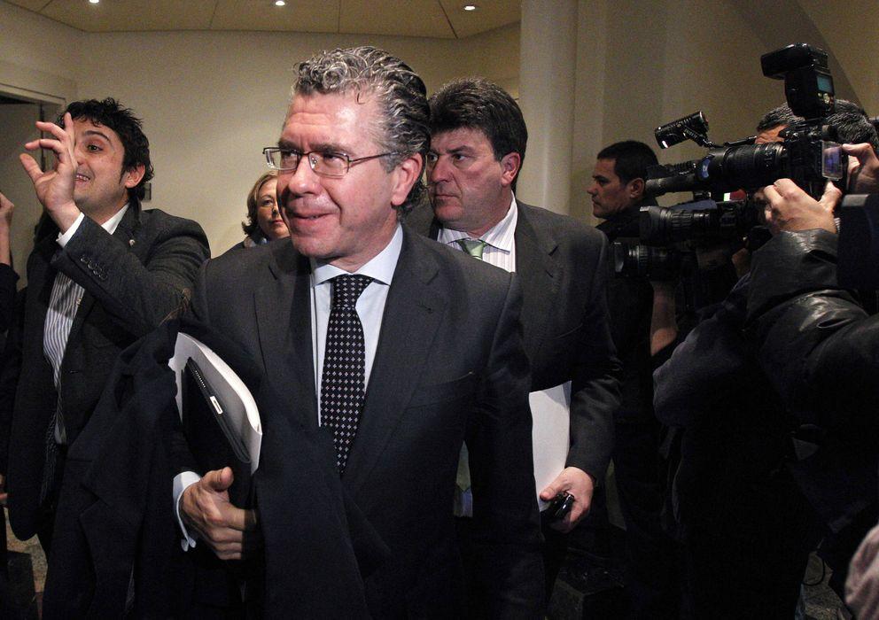 Foto: El senador del PP Francisco Granados (Efe)