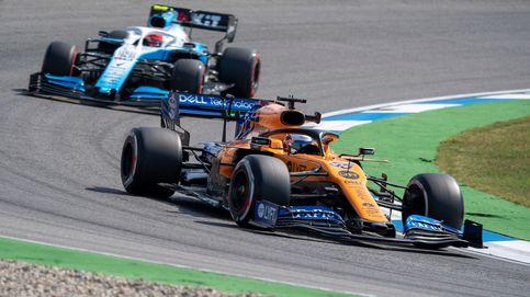 Resultado Libres 2: Carlos Sainz está en la lucha y Ferrari da el primer golpe