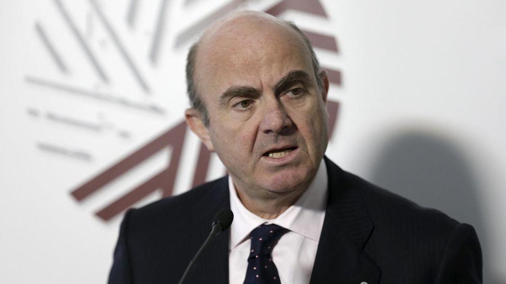 Guindos negocia más devoluciones del crédito que recibió España de Europa
