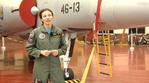 Primera mujer al mando de un escuadrón del ejército del aire