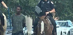 Post de La policía de Texas se disculpa por trasladar atado a un hombre negro