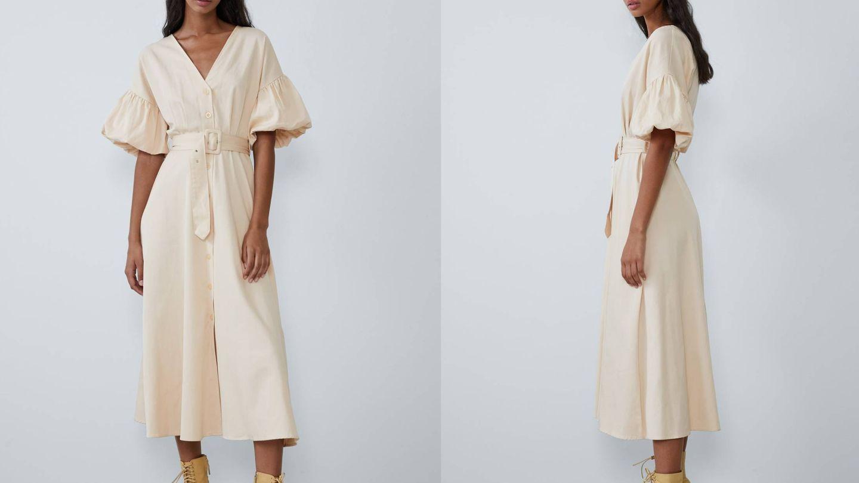 Un vestido perfecto para el verano... ¡y el otoño! (Cortesía)