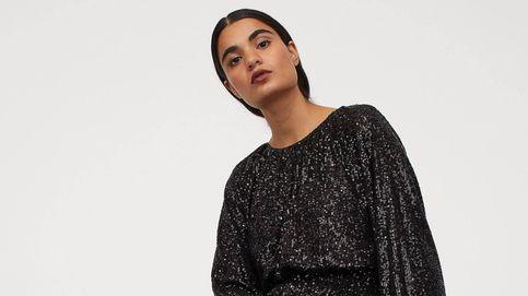H&M y el vestido de lentejuelas más top de la temporada te darán el look de Año Nuevo perfecto