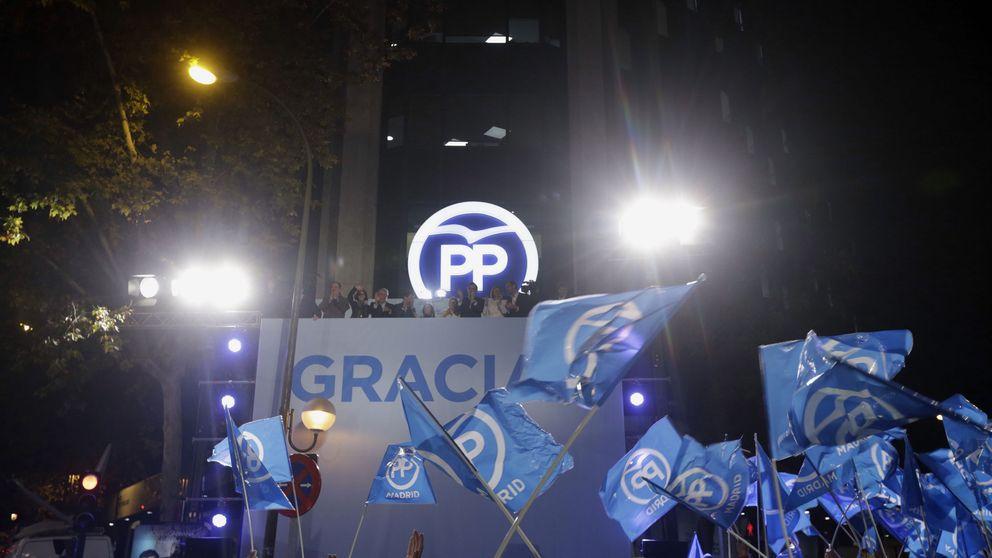 Resultados elecciones Madrid: gana el PP con dos diputados más que en 2015