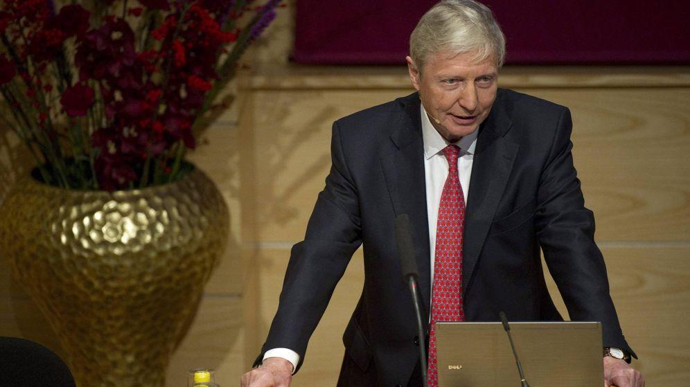 Foto: Jules Hoffmann, premio Nobel de Medicina en 2011. (EFE)