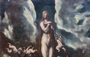 Sale a la luz el primer desnudo integral de la pintura española