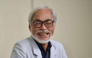 Hollywood dice adiós a Miyazaki con un Oscar honorífico