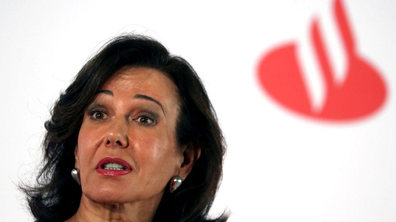 Ana Botín, presidenta de Santander. (Reuters)