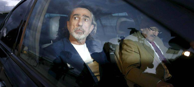 Foto: El 'cerebro' de la trama Gürtel, Francisco Correa (Efe)