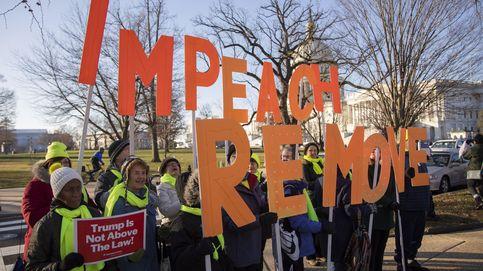 Luz verde al 'impeachment' contra Trump: su destino queda ahora en manos del Senado
