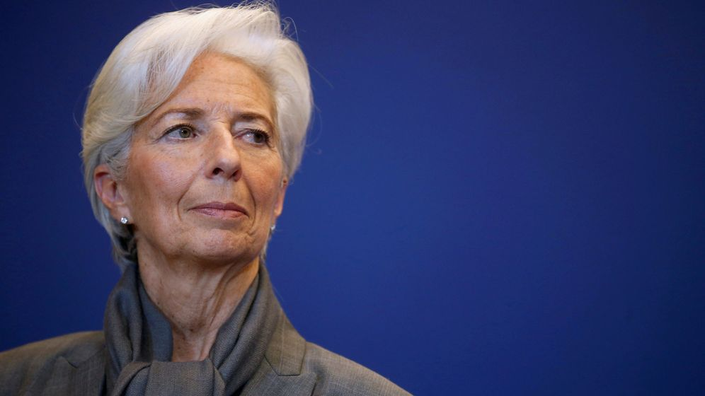 Foto: Christine Lagarde. (Reuters)
