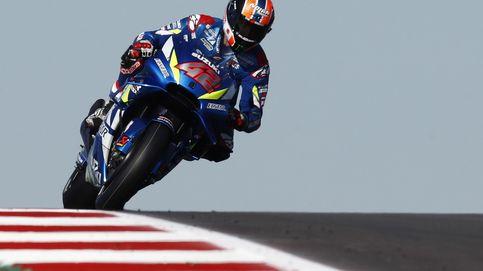 Álex Rins, el 'obrero' de MotoGP que no quiso dedicarse a las canicas