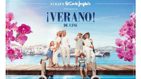 Un verano de Cine con Viajes El Corte Inglés