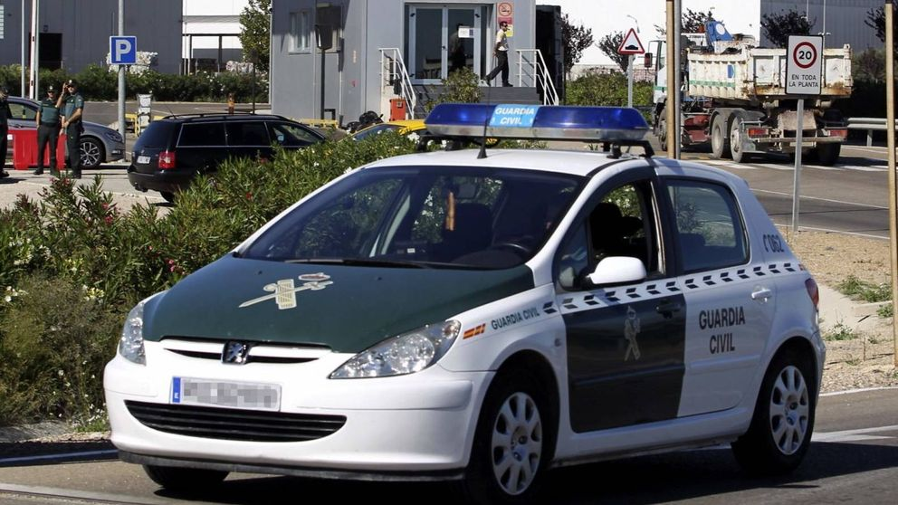 Juzgan por homicidio a un guardia civil tras un accidente con tres muertos en Málaga