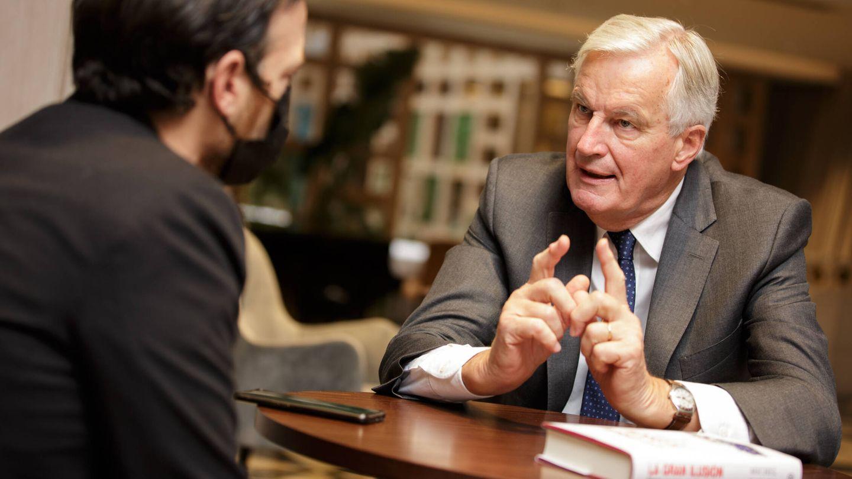 Michel Barnier. (PJG)