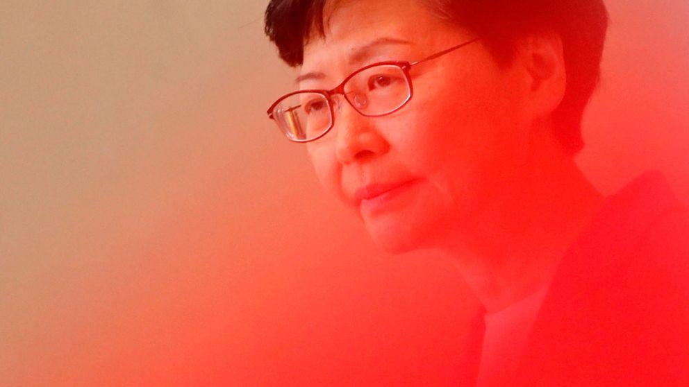 La jefa del Gobierno de Hong Kong da por muerta la ley de extradición a China