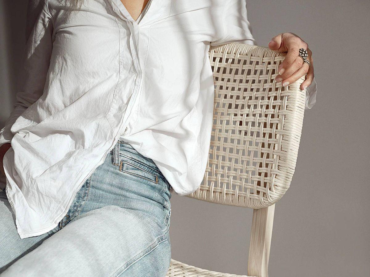 Foto: La nueva silla de Ikea para un comedor sostenible. (Cortesía)