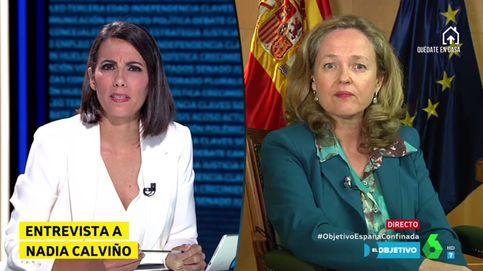 Ana Pastor aprieta a Calviño en La Sexta por la delicada situación de los autónomos: ¿No hay marcha atrás?