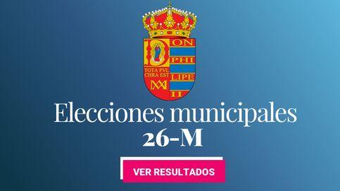 Resultados de las elecciones municipales 2019 en Móstoles