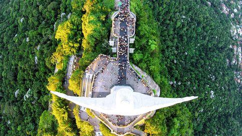 Imágenes espectaculares del mundo a vista de dron