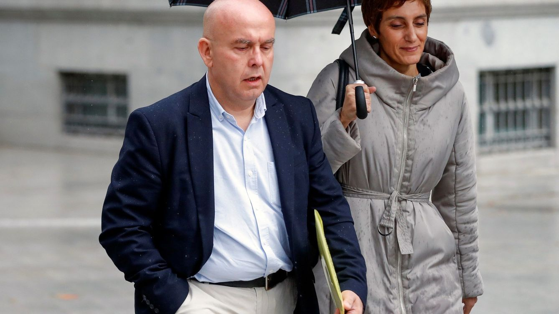Boye, procesado por el blanqueo a Miñanco, aporta 72 páginas de pruebas para defenderse