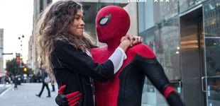 Post de 'Spider-Man: lejos de casa': el gran héroe americano... ¡quiere salvar Europa!