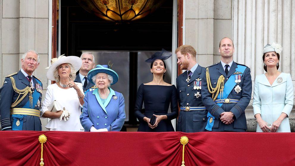 Meghan y Harry no son los más queridos para los trabajadores de Buckingham