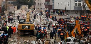Post de Al menos tres muertos en Estambul al derrumbarse un edificio