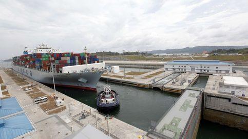 Sacyr tendrá que devolver 225 millones por los anticipos del Canal de Panamá