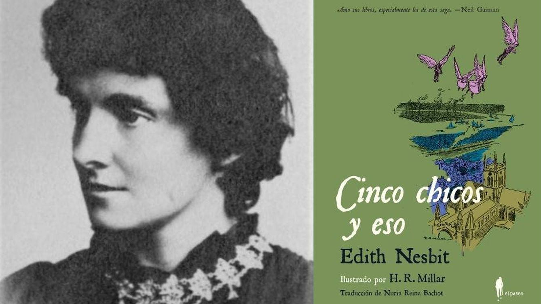 La extraordinaria Edith Nesbit, la madre de la fantasía juvenil que inspiró 'Harry Potter'