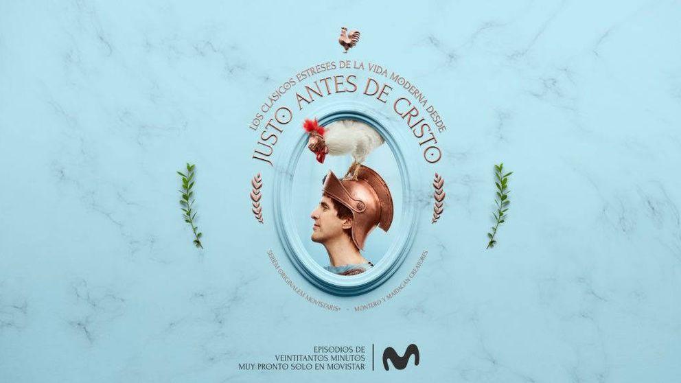 Movistar+ estrena 'Justo antes de Cristo' el 5 de abril
