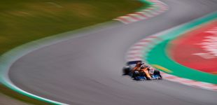 Post de Cuando 'Els Segadors' hace hueco al himno de España en la F1