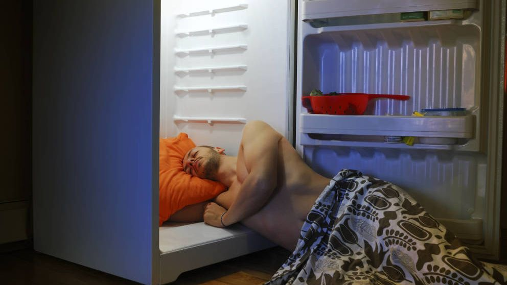 La mejor solución para el insomnio cuando hace calor