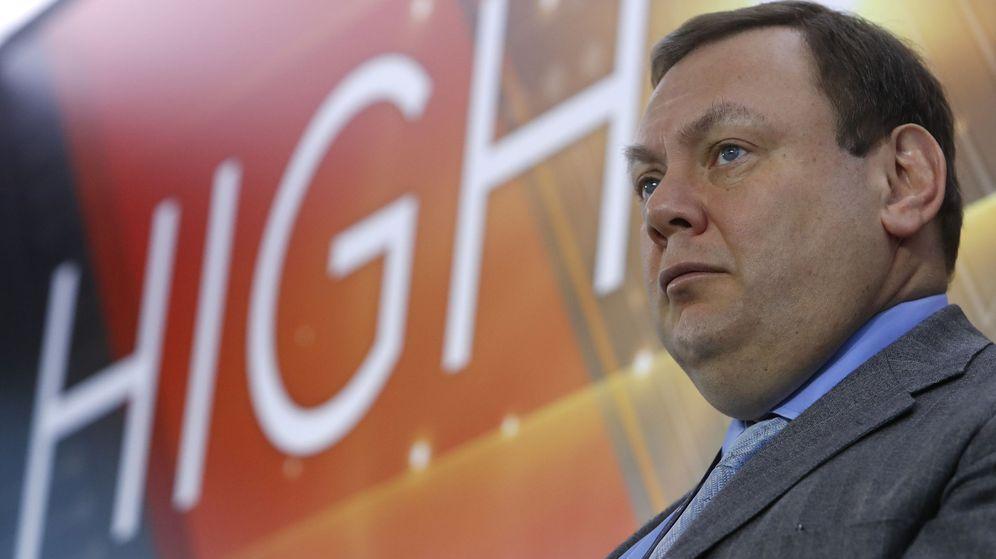 Foto: El inversor ruso, Mikhail Fridman. (EFE)