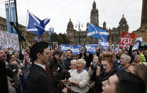 Escocia vota su futuro: así serán las horas posteriores de la independencia o la unión