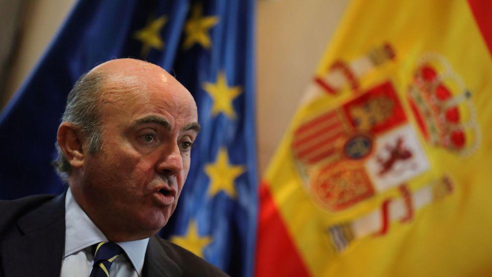 Se busca vicepresidente del BCE: Guindos ni confirma, ni desmiente