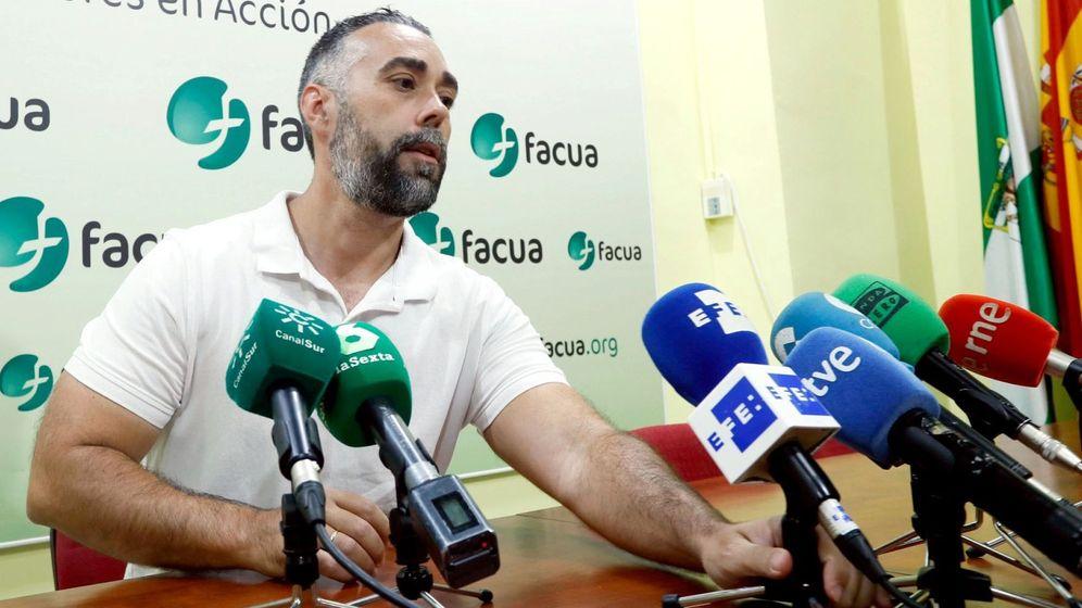 Foto: Facua rechaza la gestión de la crisis alimentaria por parte de la Junta de Andalucía
