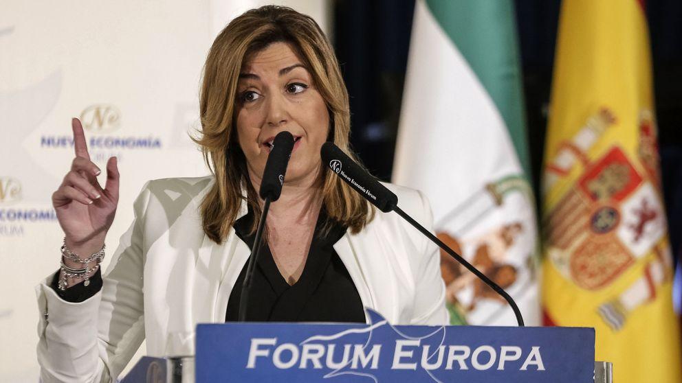 Susana Díaz solo deja una alternativa a Pedro Sánchez: ganar las elecciones