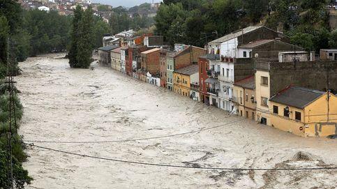 Muros de contención, tornados, carreteras cortadas... los efectos de la DANA en Valencia