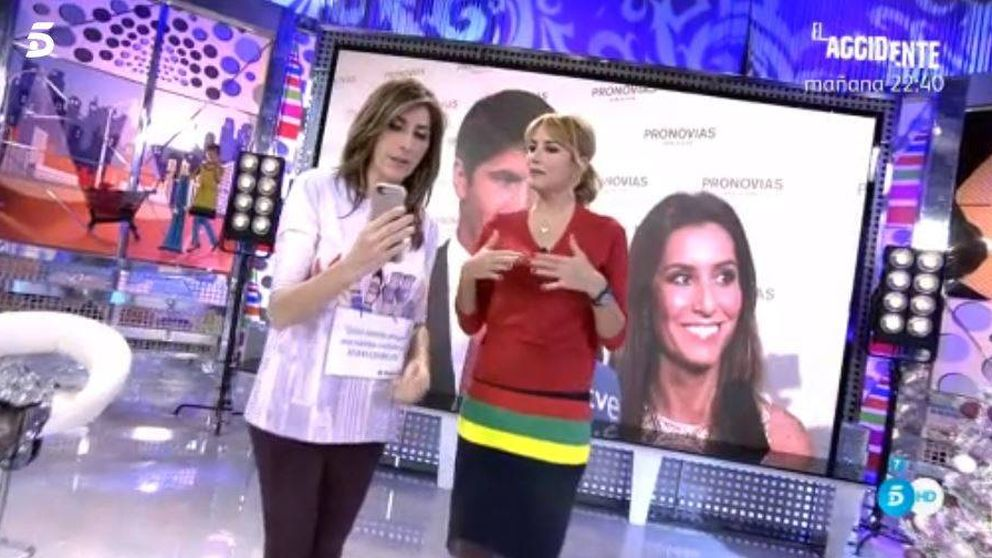El vestido de Ana Boyer a juicio: 'Sálvame' opina sobre el criticado estilismo